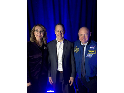 Jerry Penso Gabby Giffords Mark Kelly