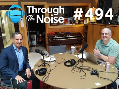 Through the Noise Podcast