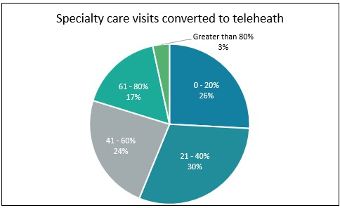 Telehealth Specialty Care Visits