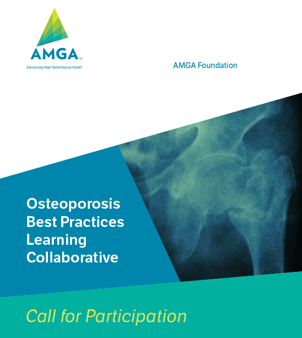 Osteoporosis Best Practice Collaborative Playbook